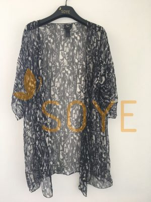 Čierna Tunika Krátka 2 |Soye Clothing