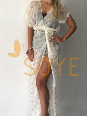 Biela Dlhá Tunika 1 | Soye Clothing
