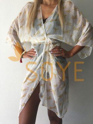 Biela Stredná Tunika 1 | Soye Clothing