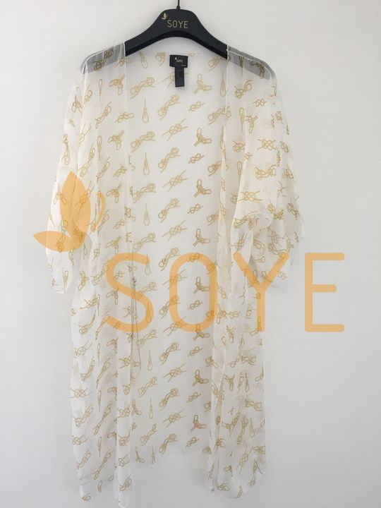 Biela Stredná Tunika 2   Soye Clothing