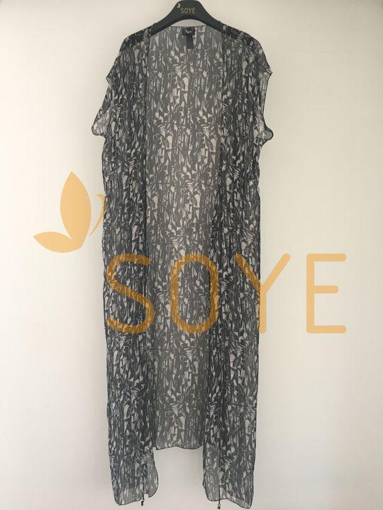 Čierna Dlhá Tunika 2 | Soye Clothing