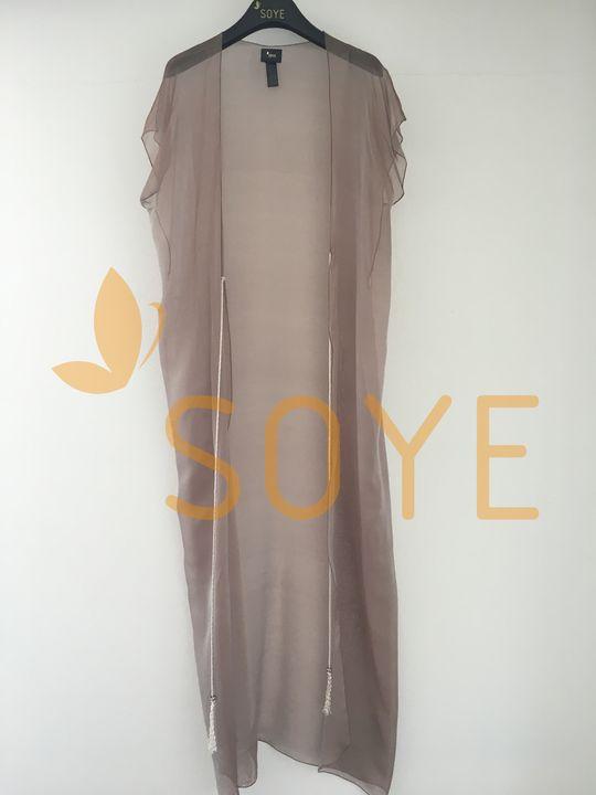 Hnedá Dlhá Tunika 2 | Soye Clothing