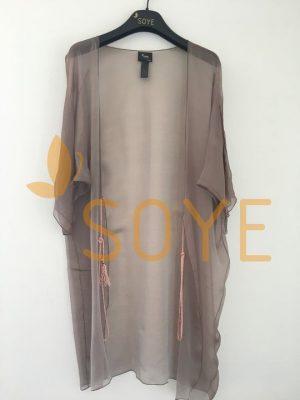 Hnedá Stredná Tunika 2 | Soye Clothing