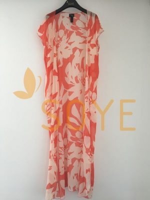 Oranžová Dlhá Tunika 2 | Soye Clothing