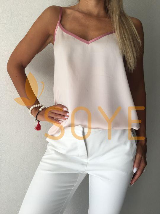 Ružové Tielko 1 |Soye Clothing