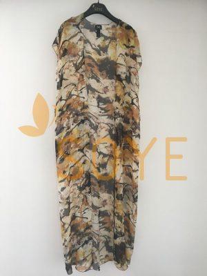 Strakatá Dlhá Tunika 2 | Soye Clothing
