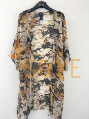 Strakatá Stredná Tunika 2 | Soye Clothing