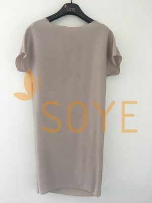 Strieborné Šaty 2 |Soye Clothing