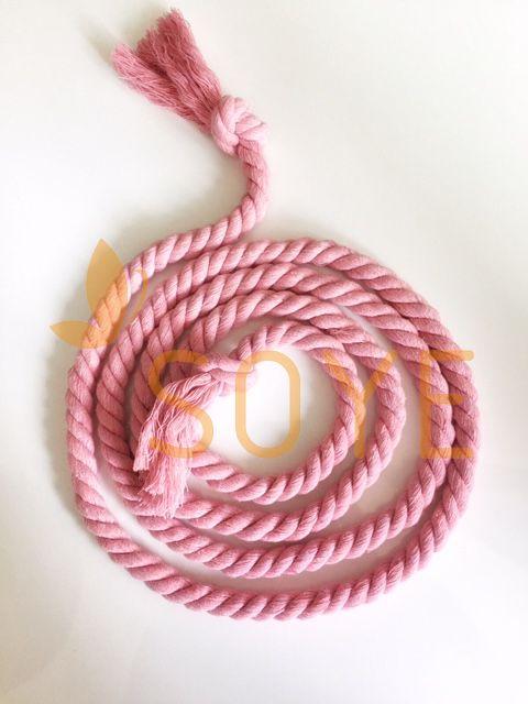 Svetlo-ružový opasok | Soye Clothing