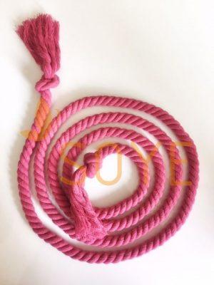 Tmavo-ružový opasok |Soye Clothing