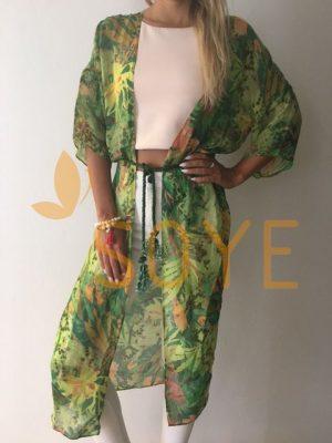 Zelené Kimono 2 |Soye Slothing