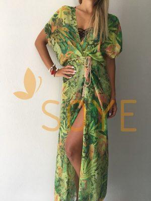 Zelená Dlhá Tunika 1 | Soye Clothing