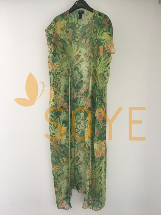 Zelená Dlhá Tunika 2 | Soye Clothing
