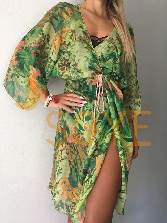 Zelená Stredná Tunika 1 | Soye Clothing